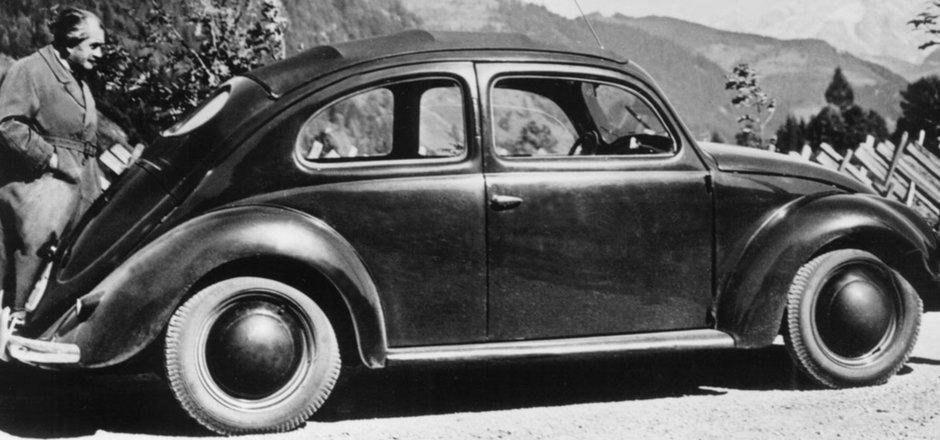 Porsches Nazi Vergangenheit Gute Geschäfte Unterm Hakenkreuz