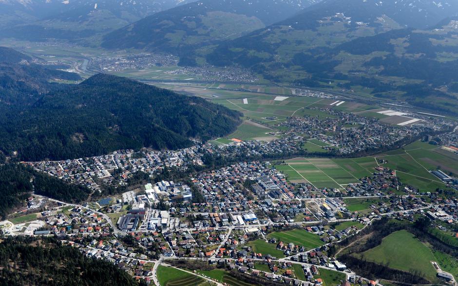 650 Fussballfelder Werden Pro Jahr In Tirol Verbaut Tiroler