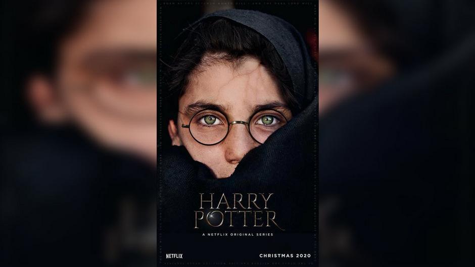 Bild kursiert durchs Netz: Plant Netflix eine Harry-Potter-Serie ...