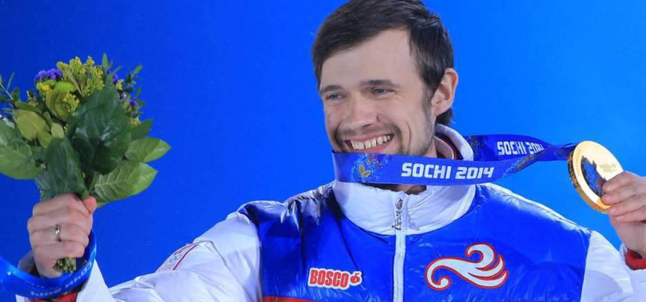 Jubelte in Sotschi noch über Olympia-Gold: Tretjakow.