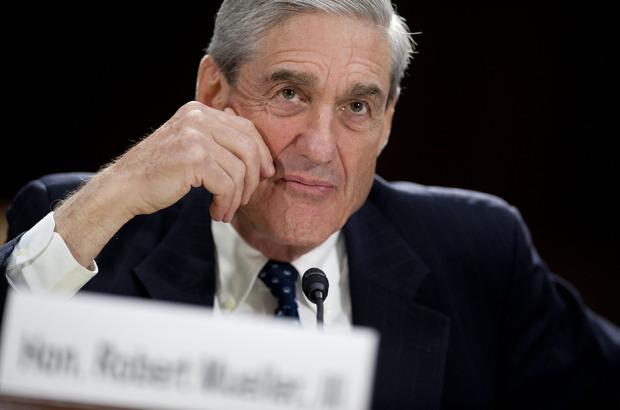 Sonderermittler Robert Mueller untersucht die Vorwürfe, das Trump-Team habe mit Russland zusammengearbeitet.