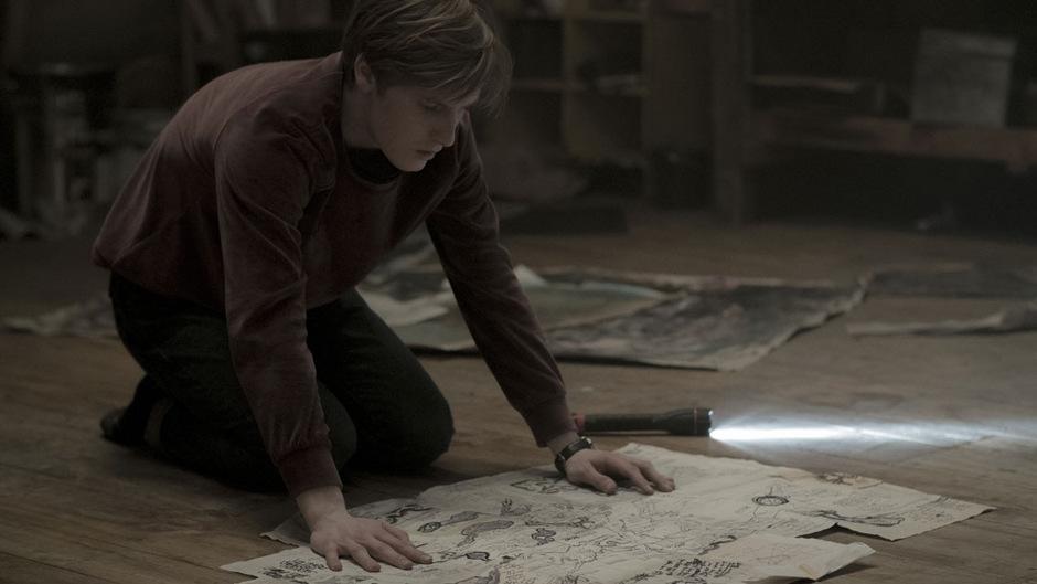 """Der 20-jährige Louis Hofmann übernimmt in """"Dark"""" eine der Hauptrollen."""