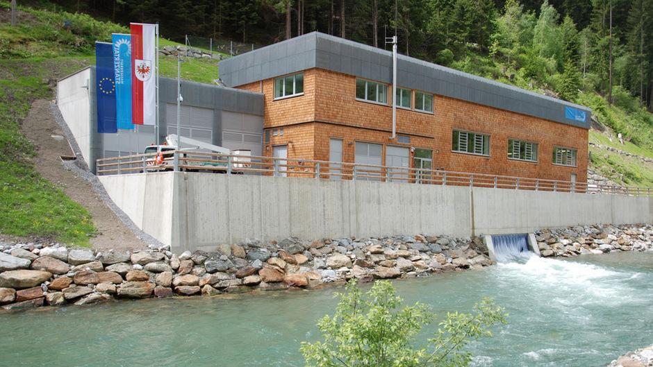 Der niedrige Strompreis trifft auch das Kraftwerk Stanzertal, an dem sich auch fünf Gemeinden aus dem Bezirk beteiligt haben.
