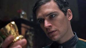 "Stefano Rossi spielt Tom Riddle im Voldemort-Fanfilm ""Voldemort: Origins of the Heir""."