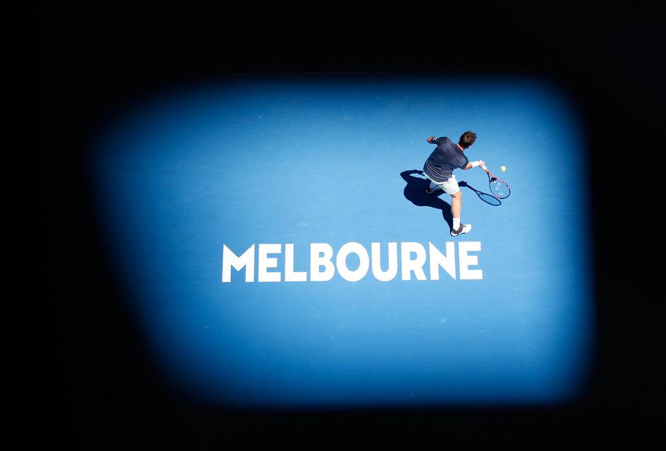 Stan Wawrinka stand bei seiner Rückkehr auf die große Tennis-Bühne im Fokus.