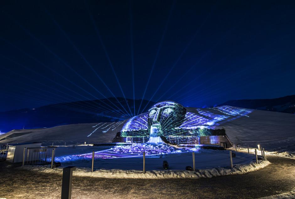 Morgen startet die zweite Auflage des einmonatigen Lichtfestivals in den Swarovski Kristallwelten.