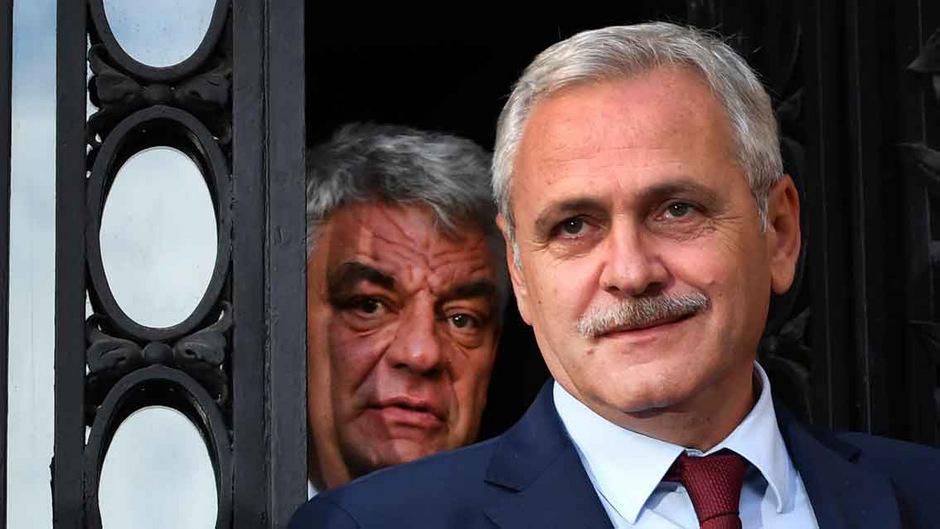 Die EU-Kommission sei falsch informiert worden, schrieben die Vorsitzenden der beiden rumänischen Regierungsparteien, Liviu Dragnea (im BIld) und Calin Popescu Tariceanu an EU-Kommissionspräsidenten Jean-Claude Juncker.