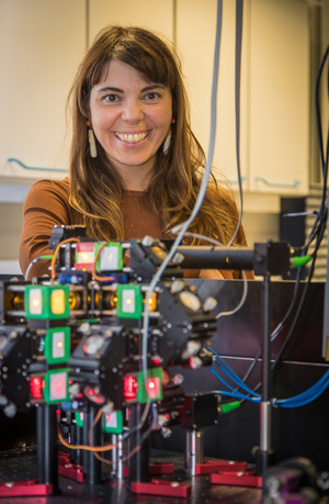 Heute ist sie Direktorin am Institut für Quantenoptik und Quanteninformation der Akademie der Wissenschaften. 2013 wurde ihr eine mit fünf Mio. Euro dotierte Humboldt-Professur zuerkannt.