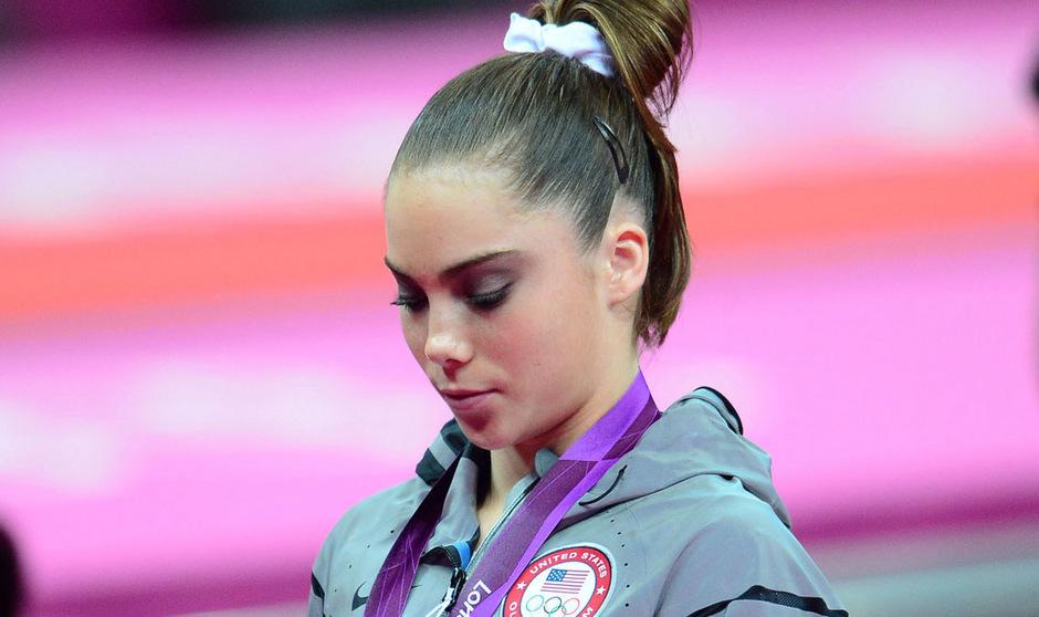 Olympiasiegerin McKayla Maroney ist eine der Turnerinnen, die den Verband mit ihren Aussagen schwer unter Druck brachte.