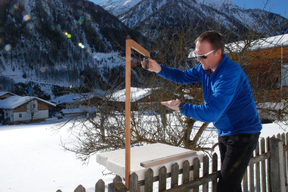 Der Wettermann Von Prägraten Tiroler Tageszeitung Online
