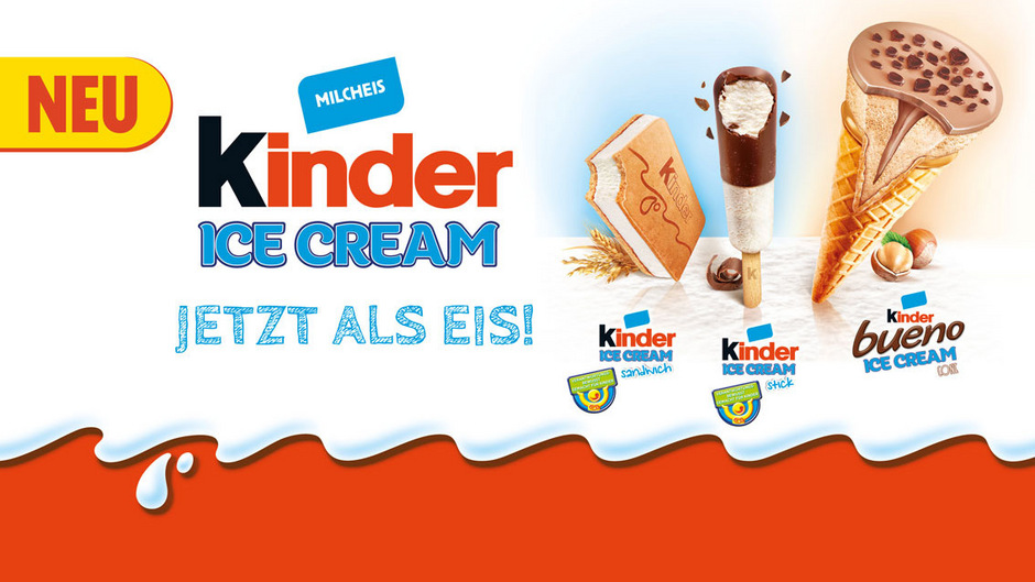 Tiroler Dürfen Vor Allen Anderen Neue Kinder Eissorten Probieren