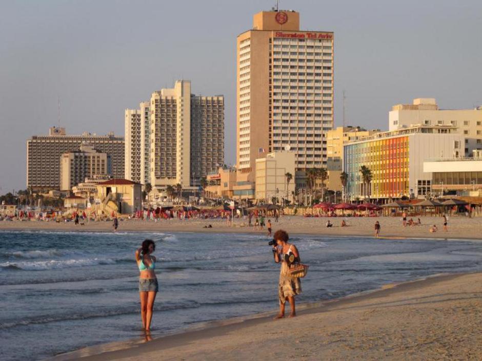 Tel Aviv ist eine pulsierende und sympathisch chaotische Stadt.