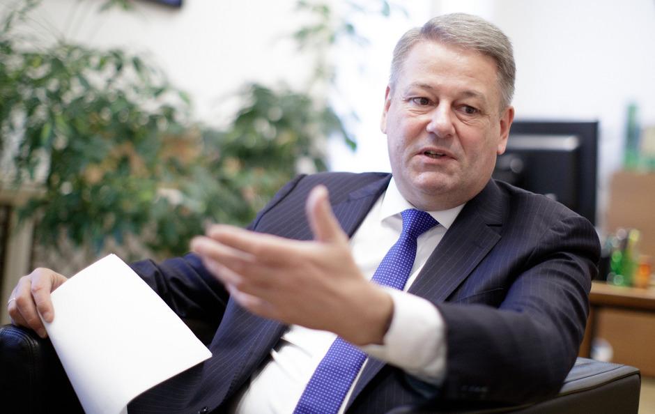 Ist seit Februar wieder EU-Beamter mit Dienstort Wien: Ex-ÖVP-Landwirtschaftsminister Andrä Rupprechter.