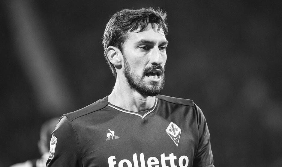 Italiens Fußball trauert um Davide Astori. Der Fiorentina-Kapitän wurde nur 31 Jahre alt.
