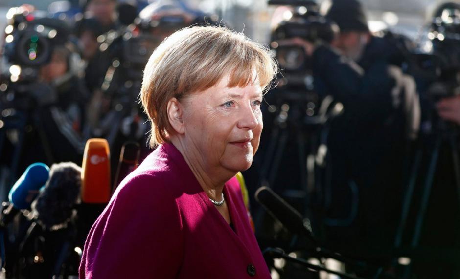 Angela Merkel wird erneut deutsche Bundeskanzlerin.