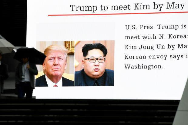 Das Treffen soll bis Mai abgehalten werden, sofern es überhaupt stattfindet.
