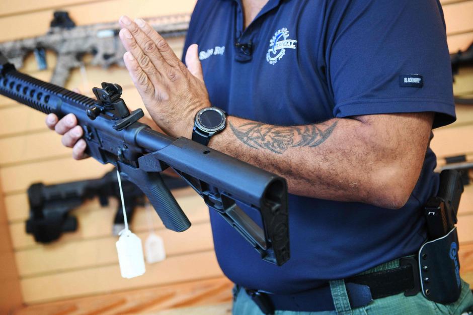 Immer mehr Waffen werden weltweit produziert und verkauft.
