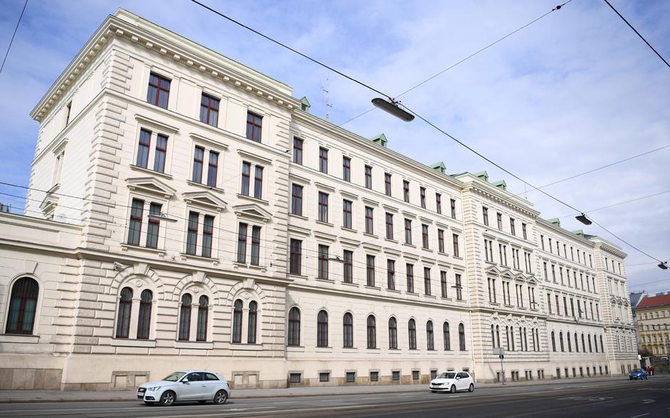 Das Bundesamt für Verfassungsschutz und Terrorismusbekämpfung (BVT) in Wien.