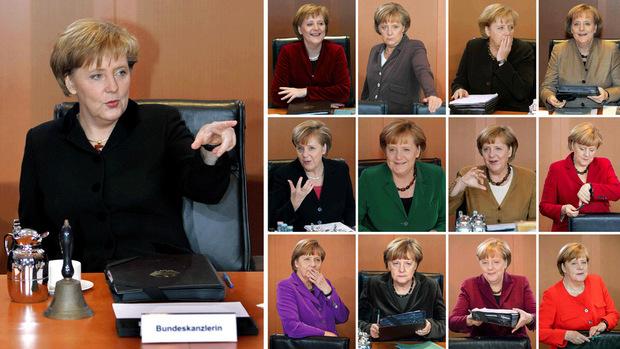 Angela Merkel ist seit 2005 deutsche Bundeskanzlerin.