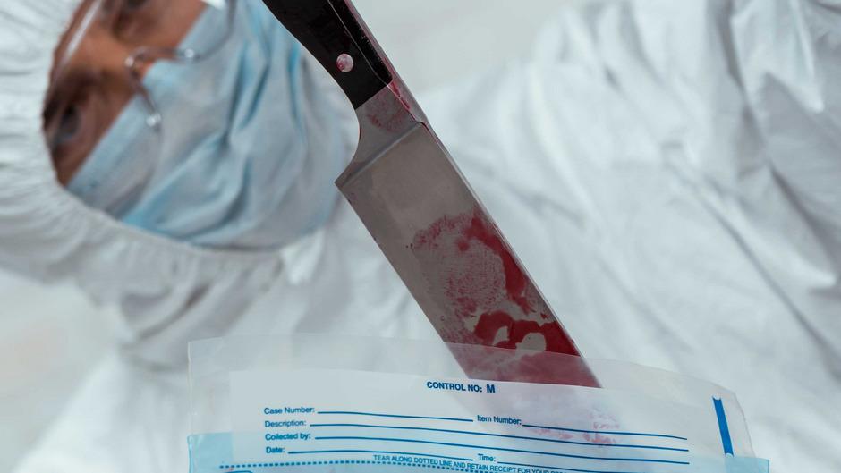 Gefahrlich Und Immer Griffbereit Das Messer Als Todliche Waffe