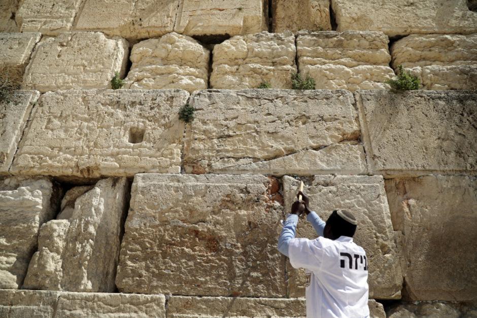 In Jerusalem laufen die Vorbereitungen für Pessach auf Hochtouren.