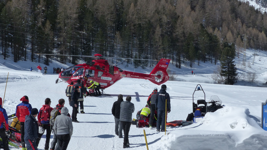 Die Rettungskräfte standen im Großeinsatz.