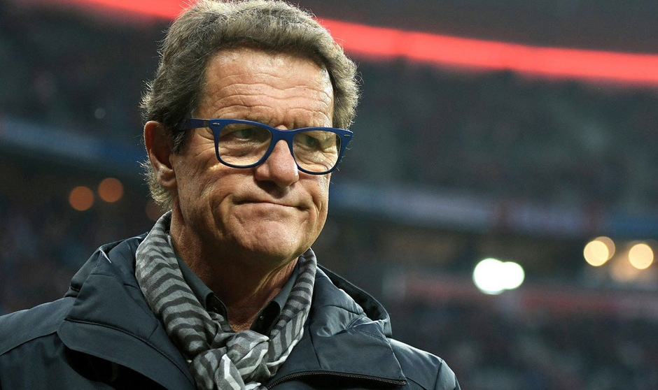 Fabio Capello hängt seinen Job in China an den Nagel.