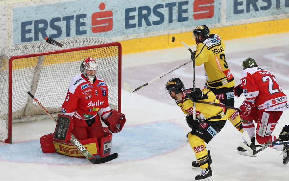 Südtirol stieg mit 4:1 Siegen ins Finale auf.