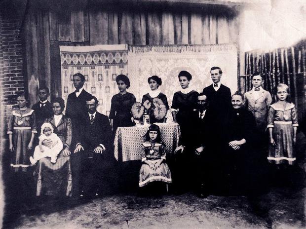 Die Tiroler Familie Larcher wanderte 1958 nach Juiz de Fora aus.