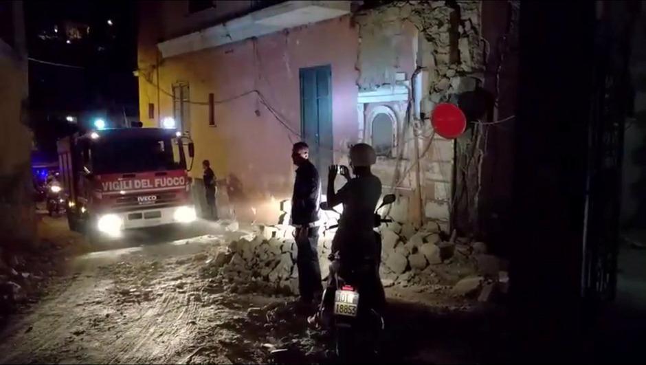 Nach einer Serie von schweren Beben in Mittelitalien ist die Angst in der Bevölkerung groß.