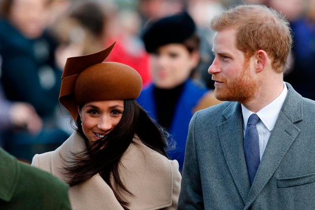 Meghan Markle und Prinz Harry treten seit der Bekanntgabe ihrer Verlobung oft gemeinsam auf.
