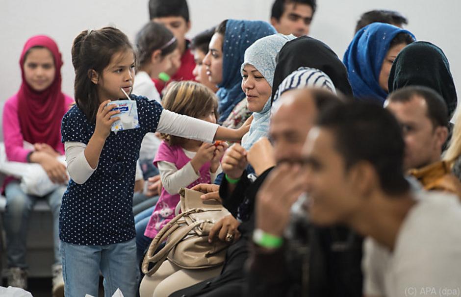 In den vergangenen Monaten ging die Zahl der betreuten Asylwerber in Tirol um 540 zurück.