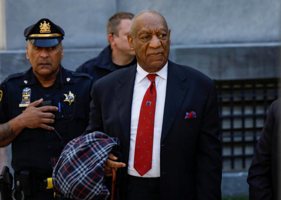 Bil Cosby wurde wegen sexueller Übergriffe schuldig gesprochen.