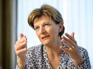 """""""Wir wollen den Park wieder den Familien, Erholungssuchenden und Freizeitsuchenden zurückgeben"""", sagt Christine Oppitz-Plörer (Bürgermeisterin Innsbruck)."""