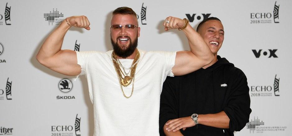 reichster deutscher rapper