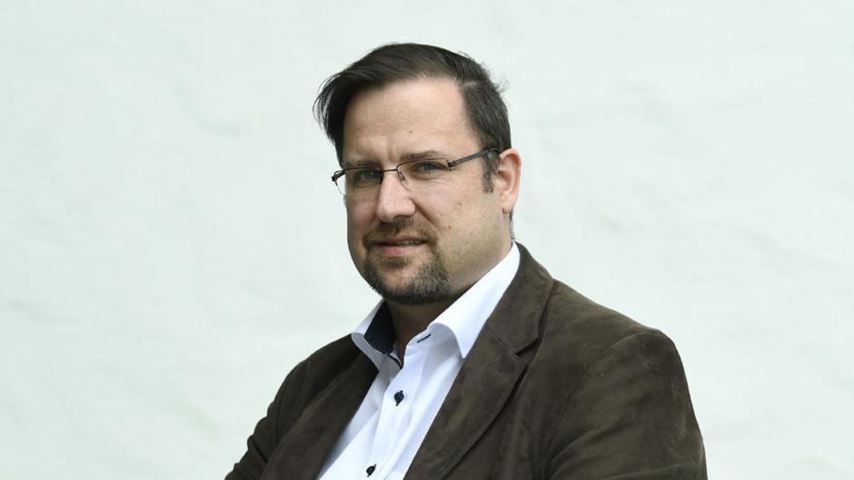 FPÖ-Generalsekretär Christian Hafenecker.