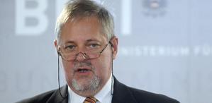 Peter Gridling, Direktor des Bundesamtes für Verfassungsschutz und Terrorbekämpfung.