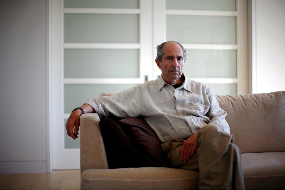 Autor Philip Roth im Jahre 2010.
