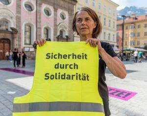 Organisatorin Elisabeth Grabner-Niedl.