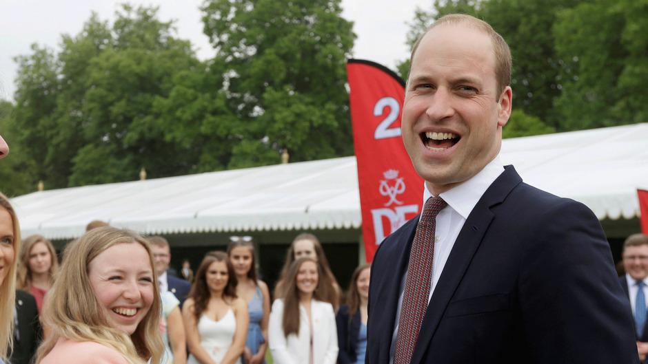 Prinz William reist Ende Juni in den Nahen Osten.
