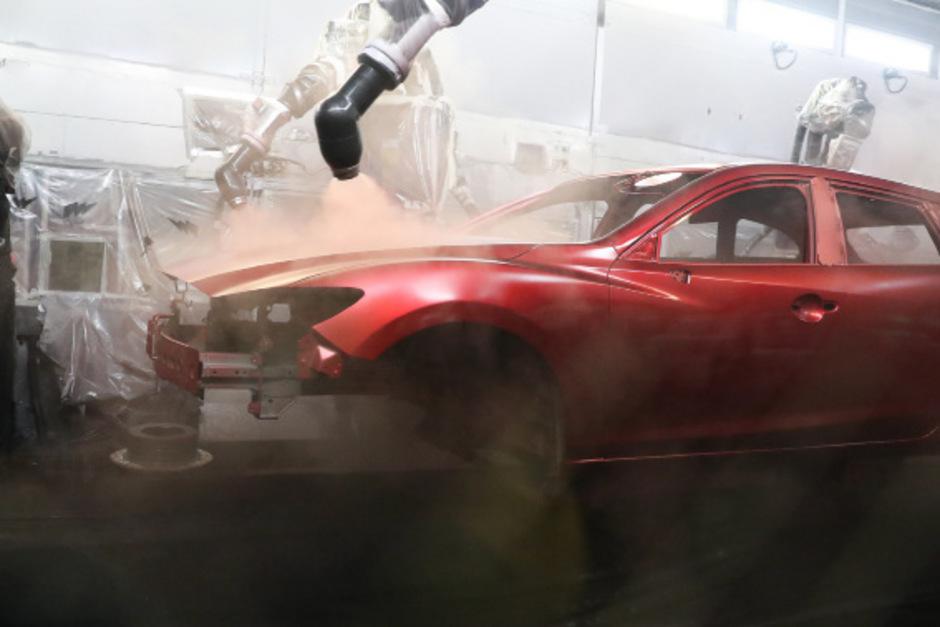 """Eine beeindruckende Zahl: Innerhalb von 86 Jahren hat es Mazda geschafft, in Japan 50 Millionen Fahrzeuge zu produzieren.<span class=""""TT11_Fotohinweis"""">Foto: Werk</span>"""