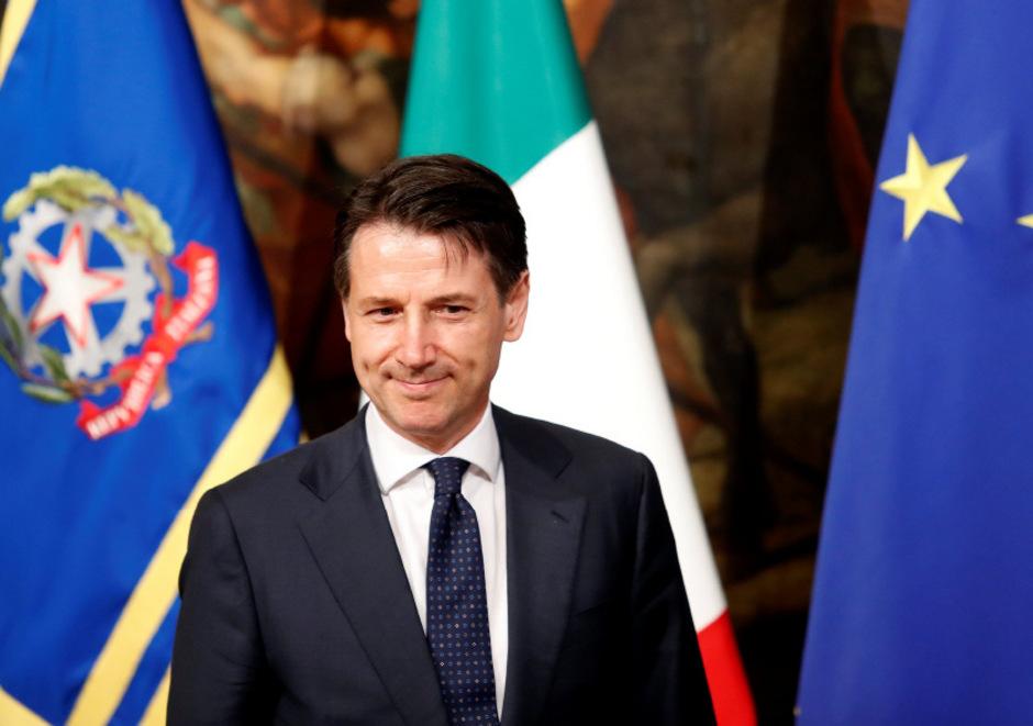 Giuseppe Conte ist Italiens neuer Premier.
