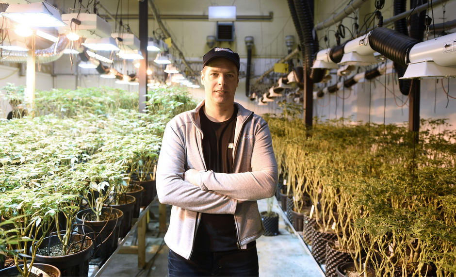 """""""Flowery Field""""-Chef Alexander Kristen hat beschlossen, sein Geschäft in die Toskana zu verlegen."""