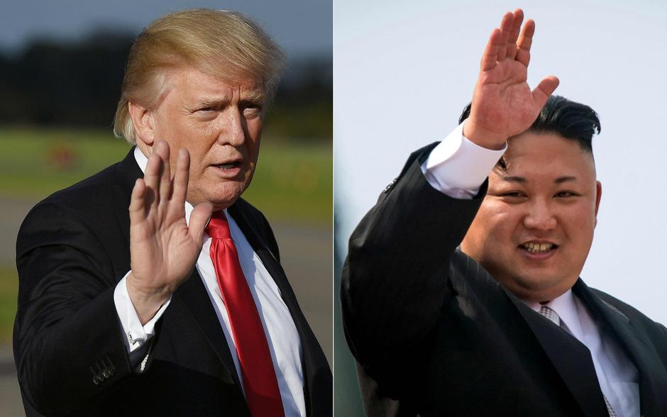 Am 12. Juni treffen sich US-Präsident Donald Trump und Nordkoreas oberster Führer Kim Jong-un in Singapur.