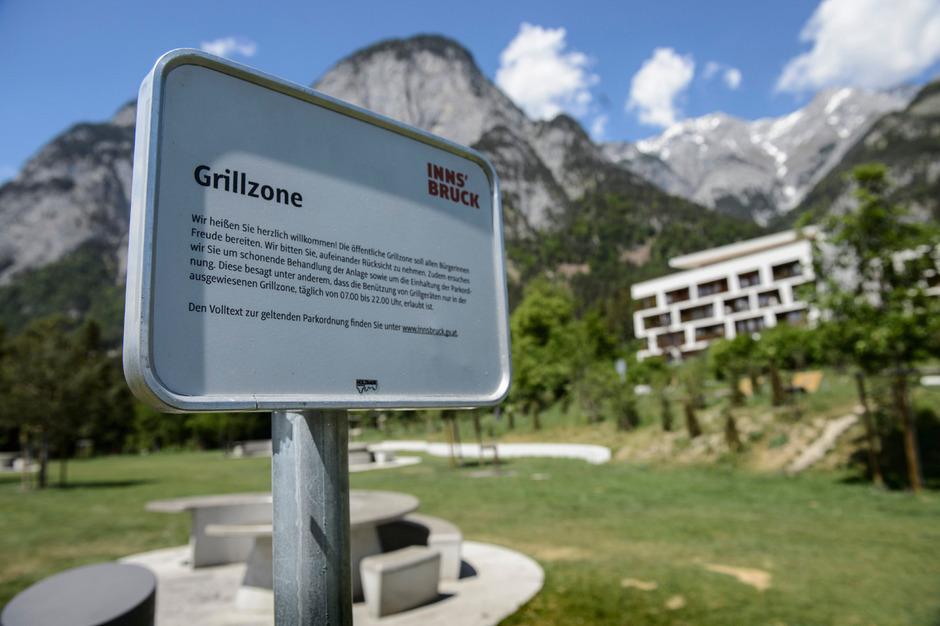 Begrenzung Oder Neue Grillplätze In Innsbruck Tiroler Tageszeitung