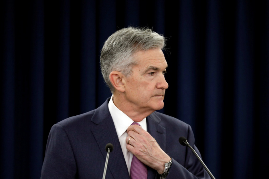 Fed-Chef Jerome Powell.
