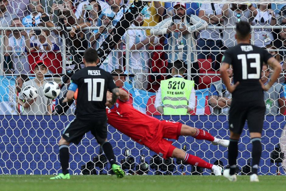 Messi Elfmeter Verschossen