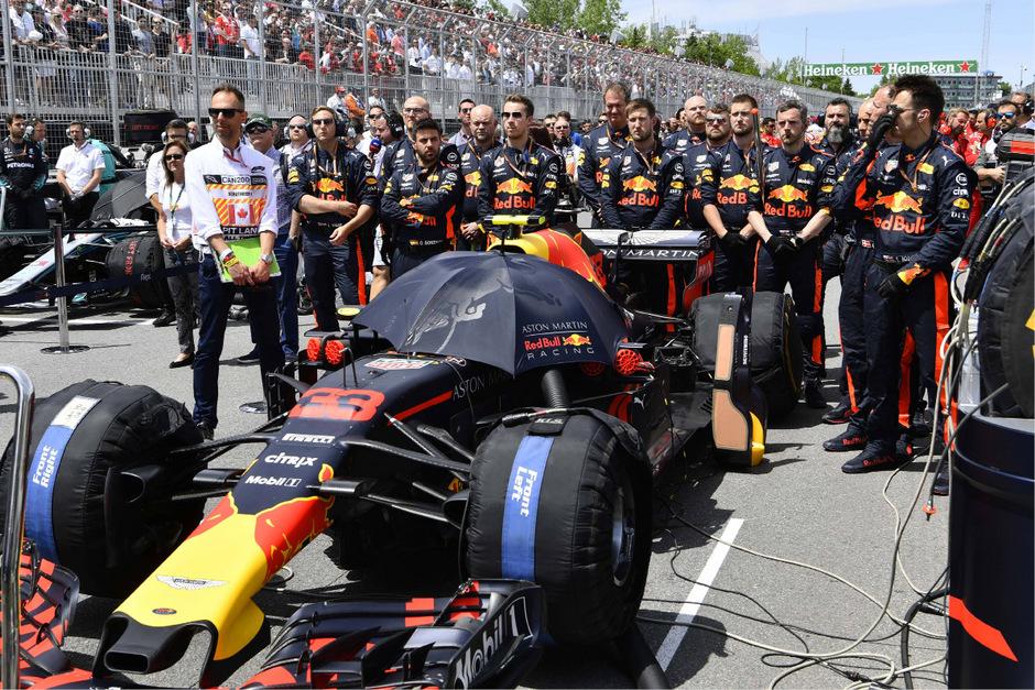 Red Bull Racing gibt in der kommenden Saison mit Honda-Motoren Gas.