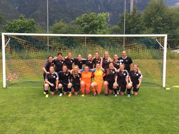 Die Damen des USV Oetz wurden Meister der Landesliga West.