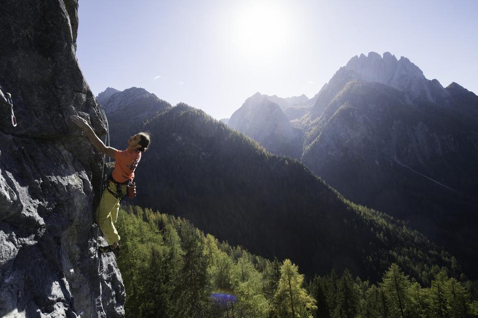 Klettersteig Walchsee : Klettersteig bei dolomitenhütte unter fünf top routen tiroler